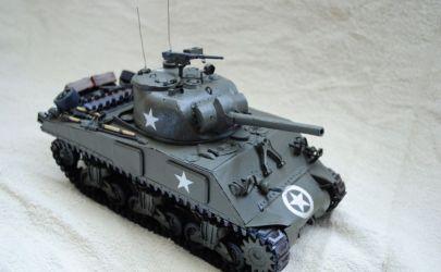 M4A3Sherman