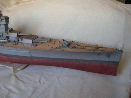 HMS King Georg V (Military Model 1-2/2005)