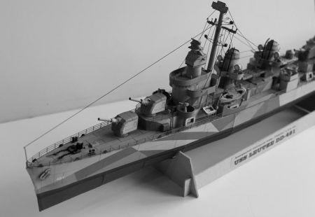 USS //Leutze//