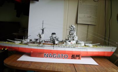 IJN Nagato
