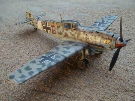 Messerschmitt Bf 109E-7/Trop.