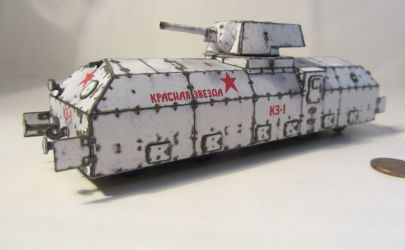 KZ-1 Krasnaja Zwiezda