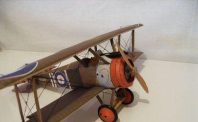 Samolot myśliwski Sopwith F.1 CAMEL
