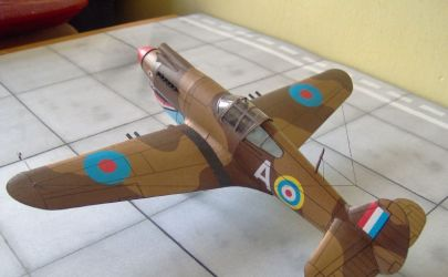 P-40 Tomahawk II A