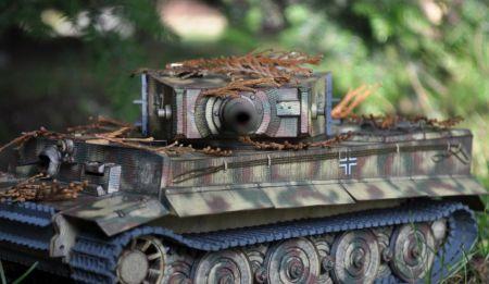 PzKpfw VI TIGER Ausf. E /late/