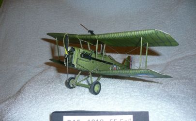 RAF - 1918