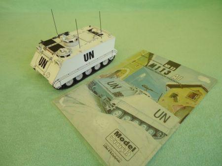 Amerykański transporter opancerzony M113 A1