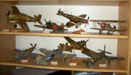 Moja kolekcja modeli