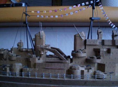 Brytyjski pancernik HMS Vanguard
