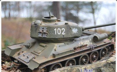 T34/85 RUDY