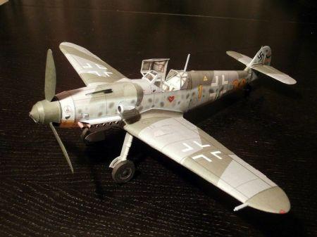 Messerschmitt 109 G-6 Gustaw