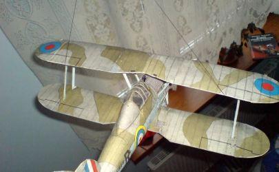 Gloster Gladiator MKII