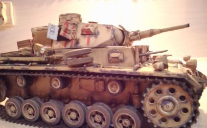 Pz.Kpfw.III .Ausf. G