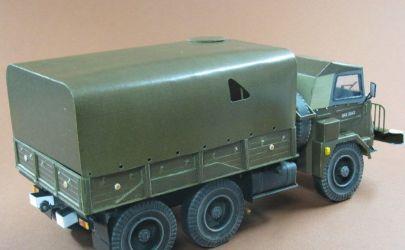 Samochód Ciężarowy STAR 660. 1:25 \