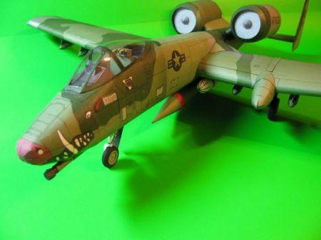 A - 10 [Fly Model]
