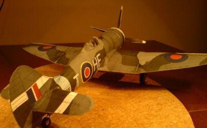 Hawker tempest FMK II