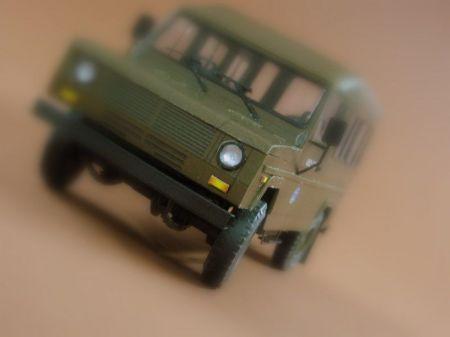 Samochód Terenowy HONKER