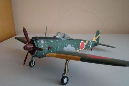 Nakaijma Ki-43 Hayabusa