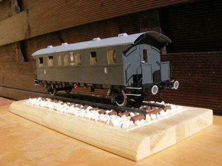Wagon pasażerski serii BCI