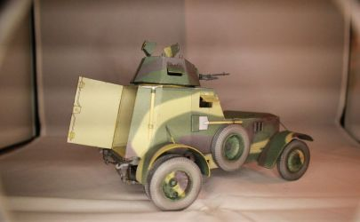 Samochód pancerny wz.34