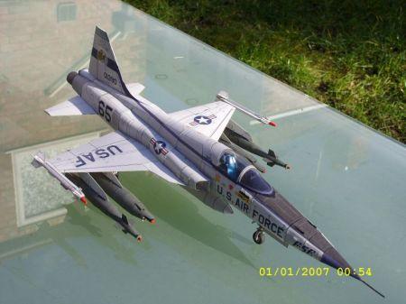 Northrop F-5E Tigercat II