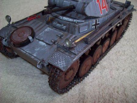 PzKpFw-II Ausf.C