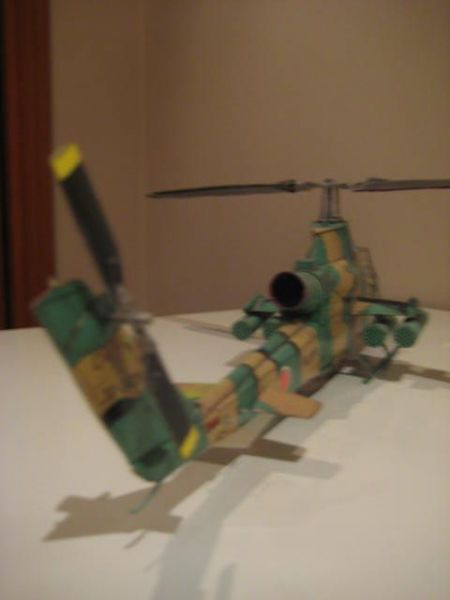 Bell Ah-15 Cobra