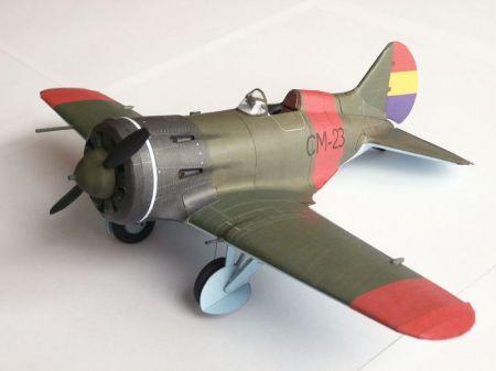 Polikarpow I-16 type 6
