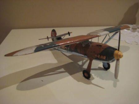 Focke-Wulf Fw-56 Stosser