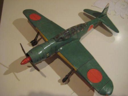 Samolot Yokosuka D4Y4/Suisei