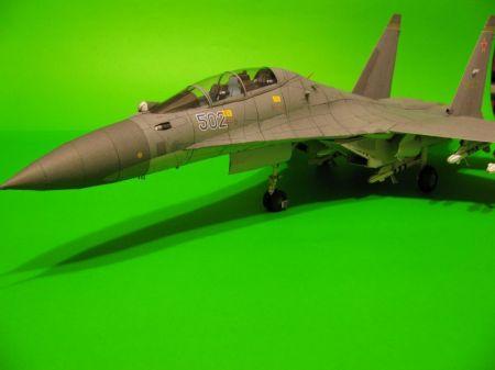 Su - 30 MKK [Modelik]