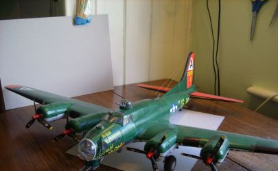 Boeing B-17 Flying Fortess