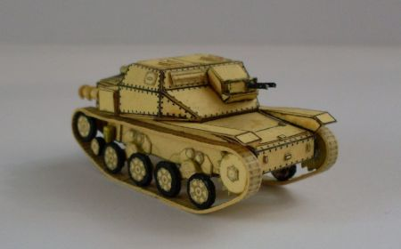 Włoska tankieta L3/38