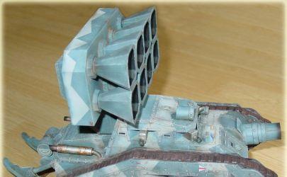 WH40K Malcador Propaganda Tank