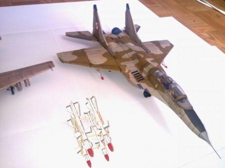 MiG-29UB (Kolekcjoner) 1/99