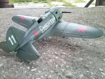 Polikarpow I-16