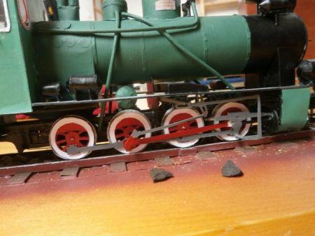 Px29-1704 z z wagonem platformą