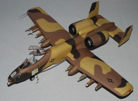 A-10 Thunderbolt II MM 2006