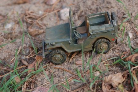 No062 Willys Jeep