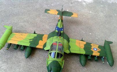 Cessna A-37B ,,Dragonfly'' ( Không lực Việt Nam Cộng hòa)