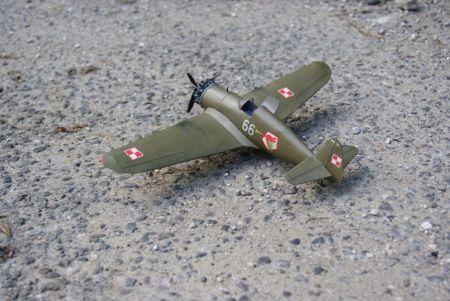 Gdyby wojna zaczęła się później - RWD 25.