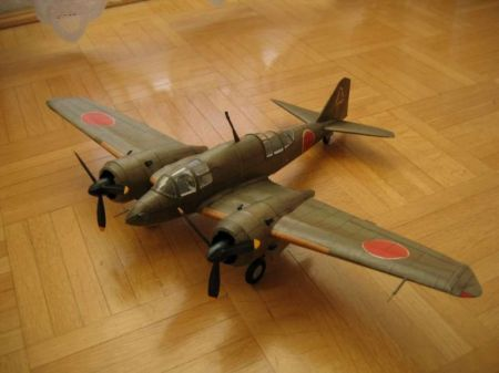 Ki-46 III Kai Dinah