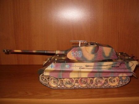 PzKpfw VI TIGER II Ausf. B
