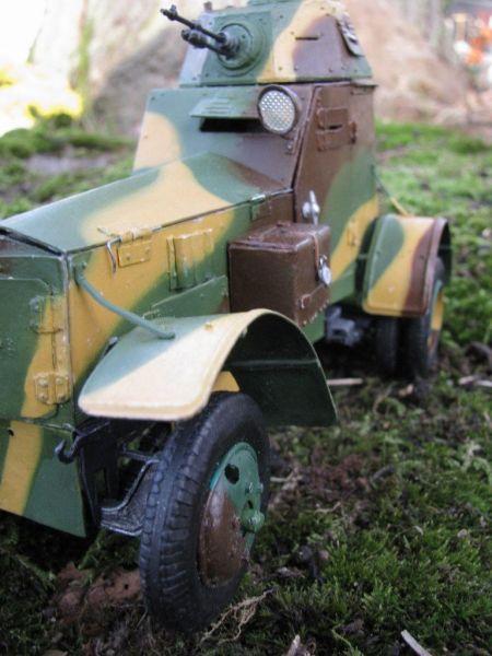 samochód pancerny wz.34 typ II