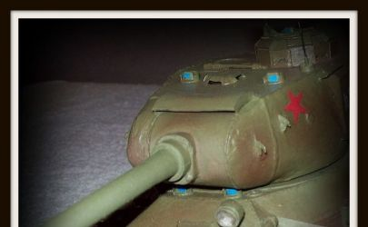 Rosyjski Czołg Ciężki IS-2