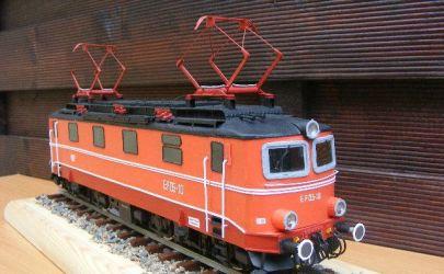 lokomotywa  EP-05