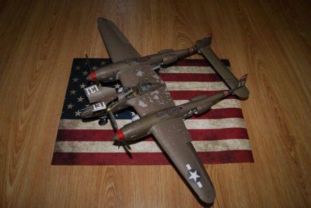 Lockheed P-38H Lightning (WAK, 1/33).