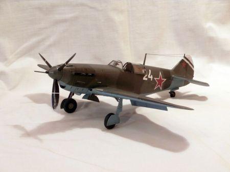 ŁaGG-3 seria 60