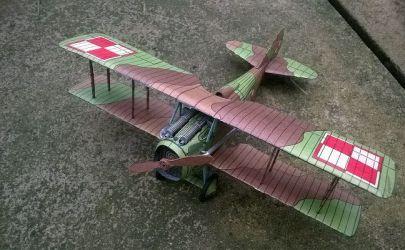 Samolot mysliwski Spad-XIII