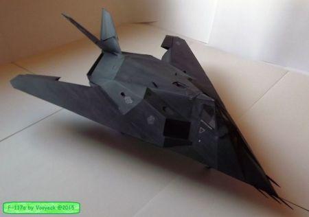 Lockheed F-117a